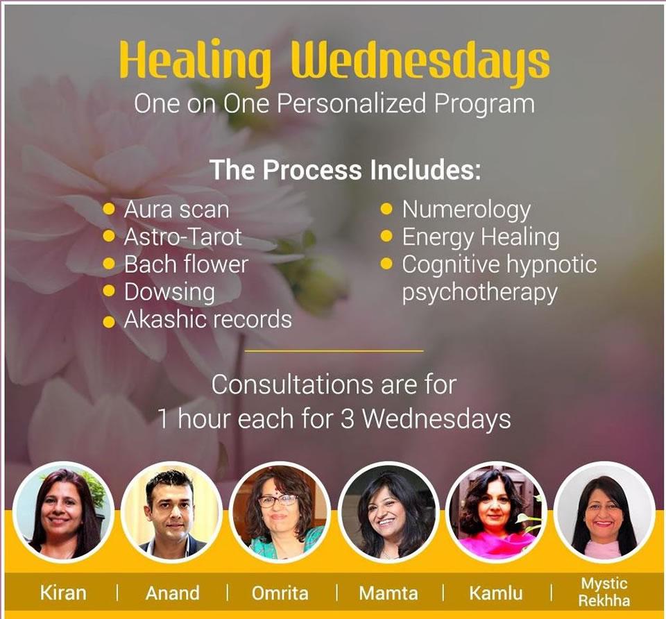 Healing Wednesdays