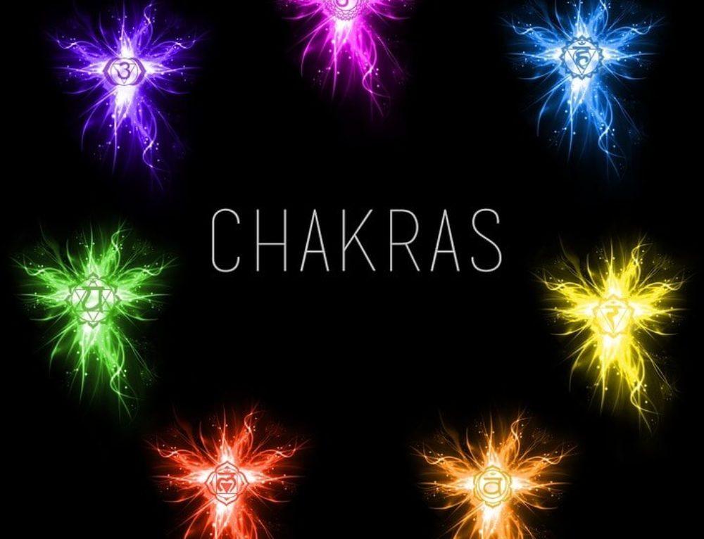 chakras -7 fundamental