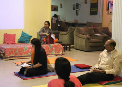Healing Workshop Defence Colony, New Delhi