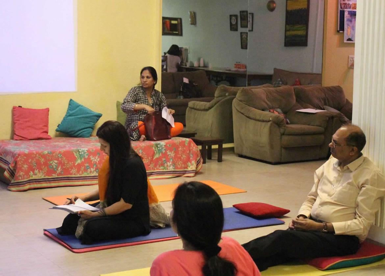 Healing Workshop Defence Colony, New Delhi