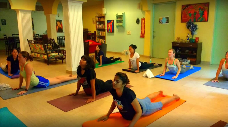 Yoga Workshop Defence Colony, New Delhi