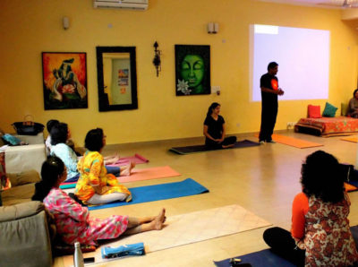 Meditation Workshop, DefenceColony, New Delhi
