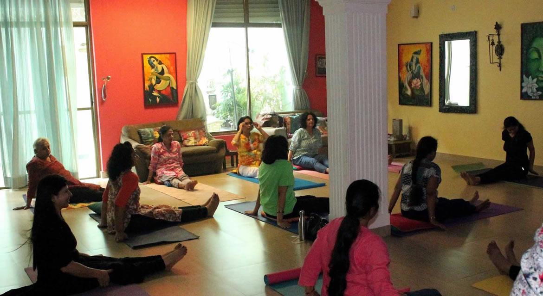 Meditation Workshop, DefenceColony, New Delhi