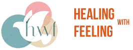 Healing with feeling Logo