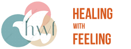 Healing with feeling Logo