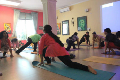 Yoga Workshop Defence Colony, New Delhi