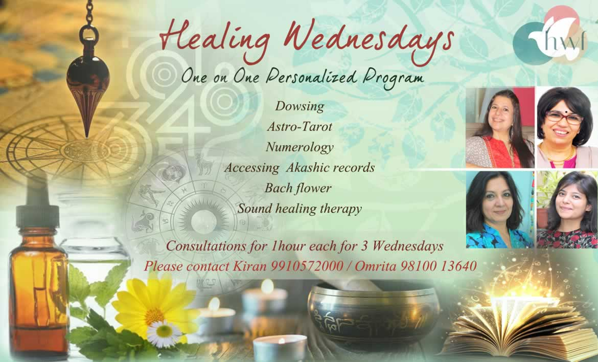 Healing Wednesdays