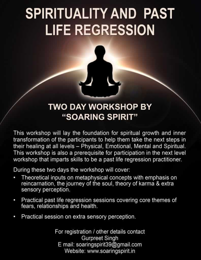 Sprituality and Past Life Regression