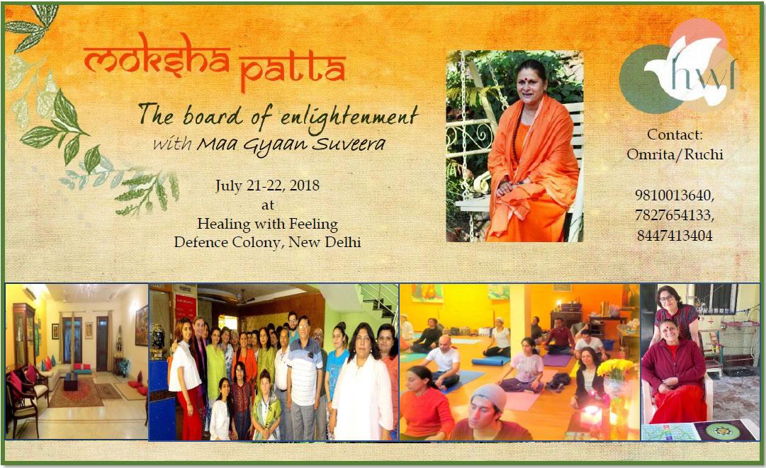 Moksha Patta delhi july