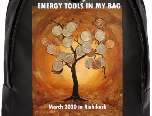 Energy Tools in My Bag March 2020