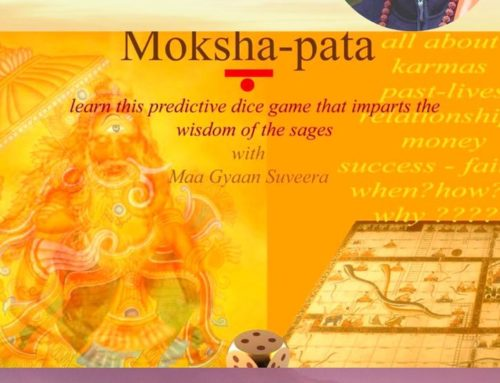 Moksha-pata Online Workshop with Maa Gyaan Sauvera 11-12th July 2020