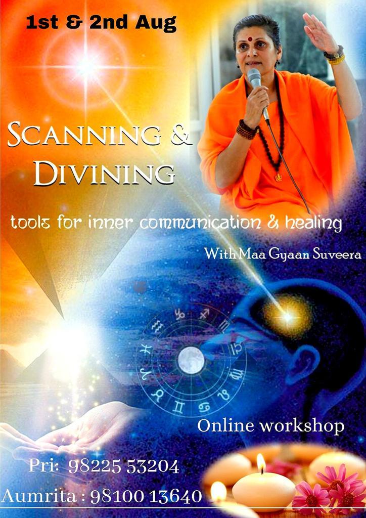 Scanning & Divining