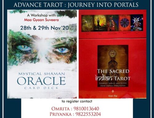 Advance Tarot : Journeys Into Portals
